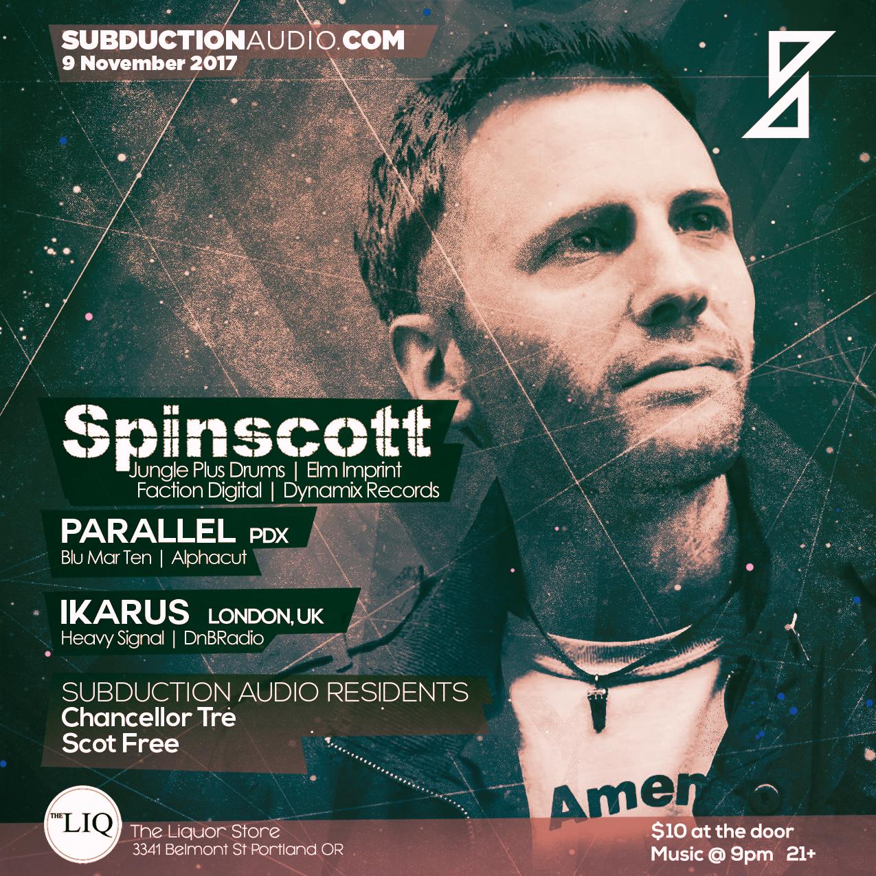 Spinscott