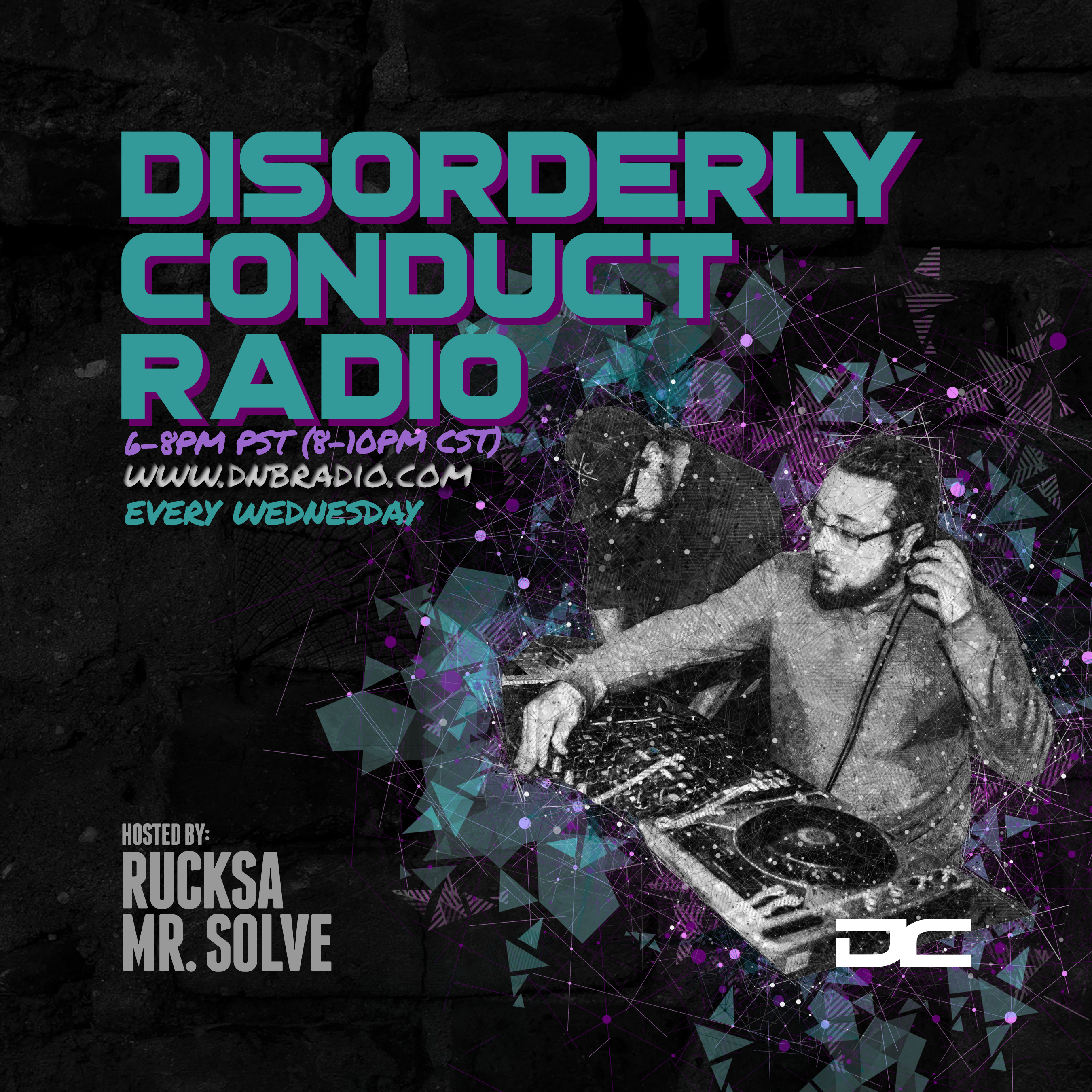 Disorderly Conduct Radio 100318