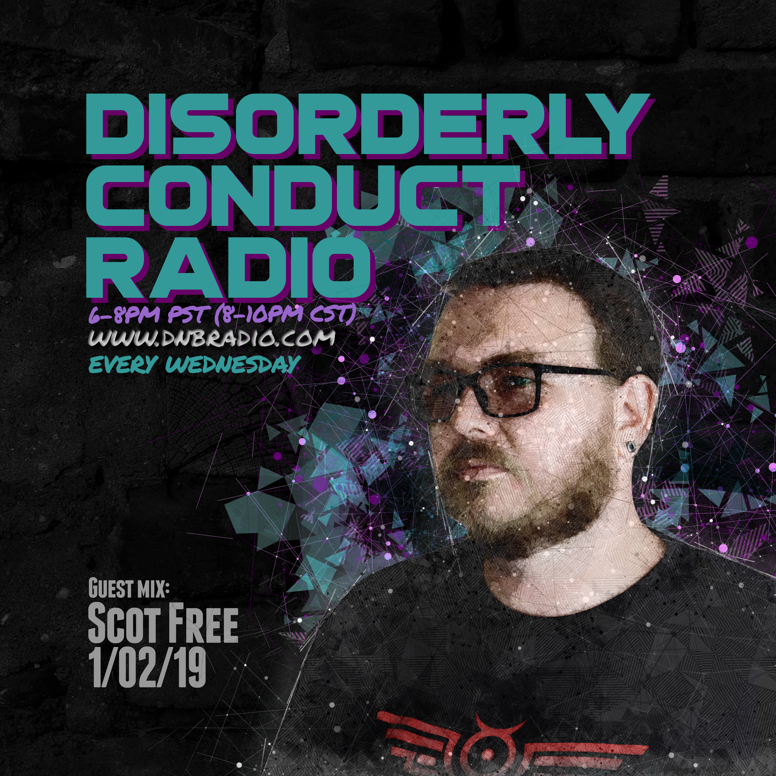 Disorderly Conduct Radio 010219